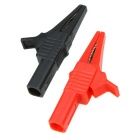 Bside C27262 Full Protective Safe Crocodile Clip for Multimeters