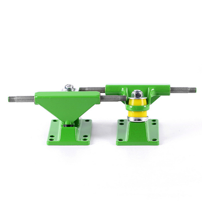 EC-TB03G Aluminum Alloy Skateboard Trucks - Green (2PCS)