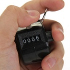 4-Digit Number Mechanical Hand Tally Counter Clicker Golf