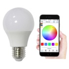 Android & IOS Smartphone Control 4.5W 4 Channels RGBW 5050 RGB Bluetooth Waterproof LED Bulb
