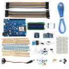 ESP8266 ESP-12E UNO Wi-Fi BreadBoard Kit with Sensors / LCD Display Module Usable with Arduino IDE