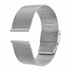 Replacement Stainless Steel Watch Band for MOTO 360 2 46mm - Silver
