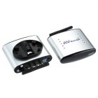 AV Sender Transmitter & Receiver System for DVD DVR IPTV, CCTV Camera