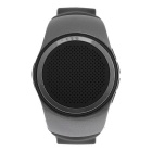 Sport Music BT Speaker Watch w/ Selfie Remote, FM,Anti-lost, TF - Gray