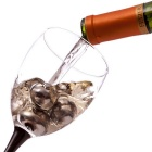 Reusable Steel Wine Cubes & Cooling Balls - Silver (4PCS)