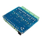 4 Channel Relay Module Programmable w/ RS485 STM8S103F3