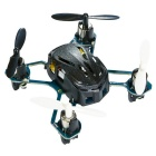 Hubsan Q4 H111 Nano 4-Channel RC Quadcopter w/ Radio System - Black