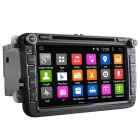 "Ownice C180 8"" android carro DVD player para VW golf, polo + mais - preto"
