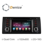 Ownice C200 2GB RAM Quad Core Android 4.4 Car DVD Player for BMW 5 Series E39 X5 E53 M5