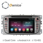 "Ownice C200 7"" Quad-Core Android 4.4 Car DVD Player w/ GPS & Radio for Ford Focus / Mondeo / C Max"