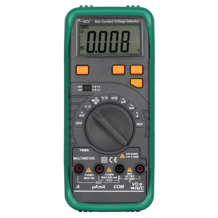 Aimometer Ms8268n pro 6000 Counts Autorange Digital Multimeter
