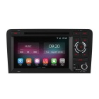 Ownice C200 2GB RAM Quad Core Android 4.4 Car DVD Player For Audi A3 S3 RS3 2003-2011 Radio