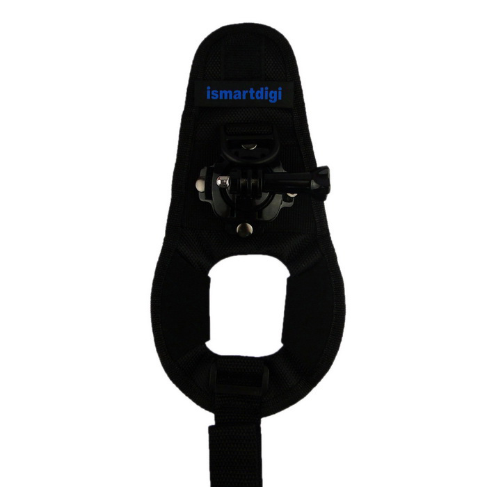 ismartdigi 360' Wrist Starp for Gopro Hero 2 3 3+ 4 Session SJ4000 (L)