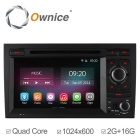 Ownice C200 2GB RAM Quad Core Android 4.4 Car DVD Player For Audi A4 S4 RS4 2002-2007 Radio