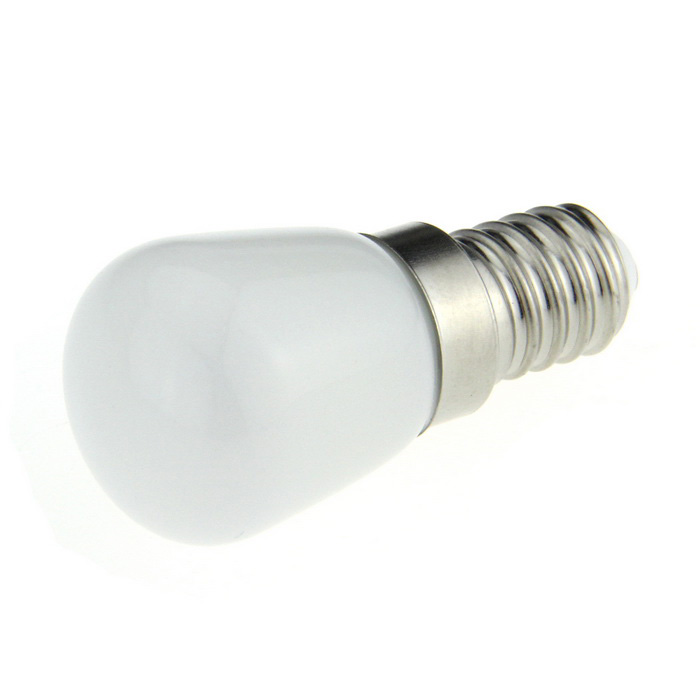 FandyFire E14 3W 20-LED Bulb Cold White Light 360lm - White + SilverE14<br>Form  ColorWhite + SilverColor BINCold WhiteMaterialGlassQuantity1 DX.PCM.Model.AttributeModel.UnitPower3WRated VoltageOthers,220~240 DX.PCM.Model.AttributeModel.UnitConnector TypeE14Emitter TypeOthers,2835Total Emitters20Actual Lumens360 DX.PCM.Model.AttributeModel.UnitColor Temperature6500KDimmableNoBeam Angle360 DX.PCM.Model.AttributeModel.UnitPacking List1 x LED lamp<br>