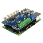 Full function Robot Expansion Board for Raspberry Pi 2B / B+