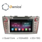 Ownice C200 2G RAM HD Quad Core Android 4.4 Car DVD Player For Toyota Camry 2007 2008 2009 2010 2011
