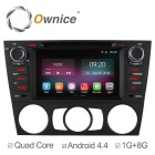 Ownice C200 Quad Core Android 4.4 Car DVD Player For BMW 3 Series E90 E91 E92 E93 Radio GPS Sat Nav