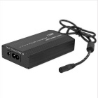 120W Universal Power Supply Car Charger for Laptop, Phone, PC - Black