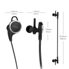mini QCY Qy8 sweatproof Auricolare Bluetooth 4.1 earhook w / microfono