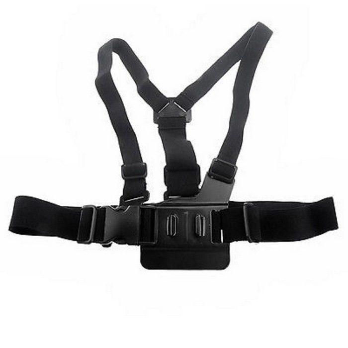 GoPro Chest Harness Mount para câmeras HERO