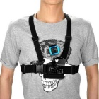 GoPro Chest Mont Harnais pour Appareils Photo HERO