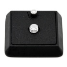 MH620 Quick Release Plate - Black