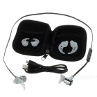 Bluedio CI Wireless Sports Ear-hook Bluetooth V4.1 Headset - Black