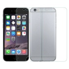 Clear PET Front Screen Protector + Back Guard Films Set for IPHONE 6 PLUS / 6S PLUS - Transparent