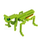 WLTOYS 6608 Mantis Building Blocks Educational Toy for Children / Kids - Yellow + Green