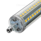 R7S 10W LED Lamp Bulb Light Warm White 3500K 680lm 144-SMD (85~265V)