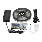 5m 72W 5050 SMD RGB Light Strip w/ 44-Key Controller / Power Adapter
