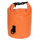 NatureHike Outdoor Sports Rafting Waterproof Storage Bag - Orange (5L)