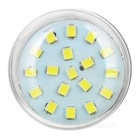E27 12W LED Corn Bulb Lamp Cold White Light 510lm 126-SMD (AC220V)