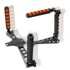 YELANGU D6 DSLR Rig Movie Kit Shoulder Rig Mount for Video Camcorder Camera DV DSLR Cameras