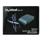 Meideal SP20 Professional Sustain Pedal Foot Switch Damper Pedal for Electronic Keyboard - Grey