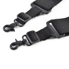 Adjustable Shotgun Gun Strap - Black