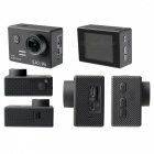 "SJCAM SJ5000X waterproof Action Camera w / 2,0 "", Wi-Fi - Svart"