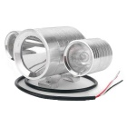 Motorcycle 30W 3 in 1 LED Spot Driving Front Colorful Light Motorcycle Truck (12~60V)