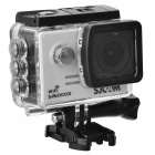 SJCAM SJ5000X Sports Waterproof Action Camera w/ Wi-Fi - Black + White