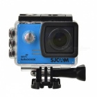"SJCAM SJ5000X Sports Waterproof Action Camera w/ 2.0"" LCD,Wi-Fi - Blue"