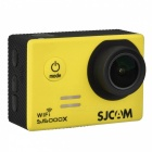 "SJCAM SJ5000X Sports Waterproof Action Camera w/ 2.0"", Wi-Fi - Yellow"