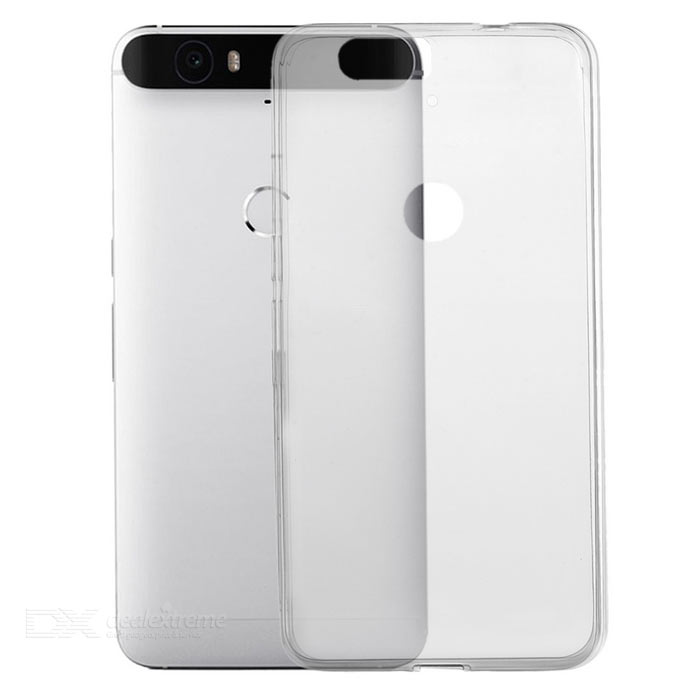Ultra-Thin Protective Back Case for Google Nexus 6P - Transparent