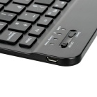 "9.7"" teclado de tableta bluetooth para cubo, Win8 Win10 tabletas - negro"