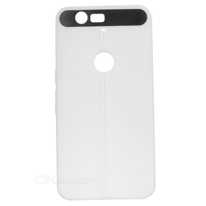 Protective TPU Back Case Cover for Google Nexus 6P - White