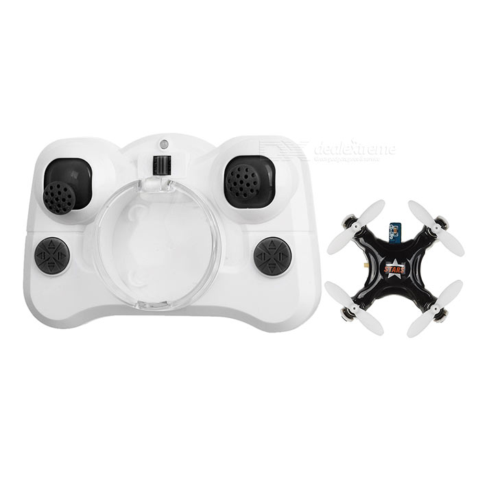 Cheerson CX-STARS R/C Quadcopter w/ 3D Tumble &amp; Hand Launch - BlackR/C Airplanes&amp;Quadcopters<br>Form  ColorBlack + WhiteModelCX-STARSMaterialPlastic + electronic componentsQuantity1 DX.PCM.Model.AttributeModel.UnitShade Of ColorBlackGyroscopeYesChannels Quanlity4 DX.PCM.Model.AttributeModel.UnitFunctionUp,Down,Left,Right,Forward,Backward,Hovering,Sideward flight,Others,3D tumbleRemote TypeRadio ControlRemote control frequency2.4GHzRemote Control Range20 DX.PCM.Model.AttributeModel.UnitSuitable Age 12-15 years,Grown upsCameraNoCamera PixelNoLamp YesBattery TypeLi-polymer batteryBattery Capacity80 DX.PCM.Model.AttributeModel.UnitCharging Time10~15 DX.PCM.Model.AttributeModel.UnitWorking Time5 DX.PCM.Model.AttributeModel.UnitRemote Controller Battery TypeAAARemote Controller Battery Number2 (not included)Remote Control TypeWirelessModelMode 2 (Left Throttle Hand)Packing List1 x Aircraft1 x Remote controller 4 x Spare blades1 x USB charging cable (63cm)1 x English user manual<br>