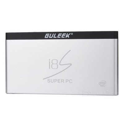 GULEEK i8S WIN10 / Android Super PC w/ 32GB ROM, HDMI, EU Plug Silver