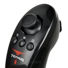 TERIOS T1 Bluetooth Gamepad for Samsung, Xiaomi, HTC + More - Black