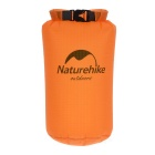 NatureHike Ultra-Light Outdoor Diving Rafting Swimming Waterproof Storage Bag - Orange (5L)
