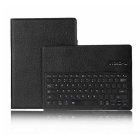 Cwxuan Ultra-thin Wireless Separating Type 78-Key PU + ABS Keyboard Case for IPAD Pro - Black